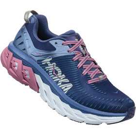 Hoka One One Arahi 2 Running Shoes Women marlin/blue ribbon